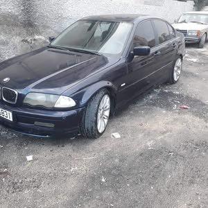Automatic BMW 1999 for sale - Used - Zarqa city