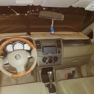 Nissan Tiida car for sale 2008 in Bahla city