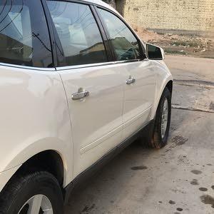 km mileage Chevrolet Traverse for sale
