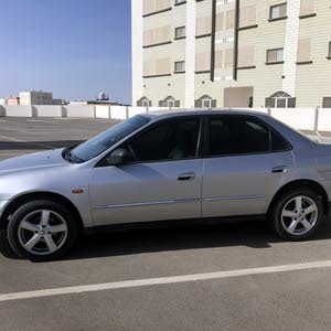 Used condition Honda Accord 2001 with +200,000 km mileage