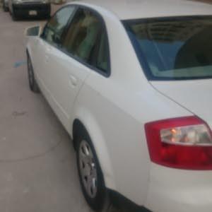 White Audi A4 2004 for sale