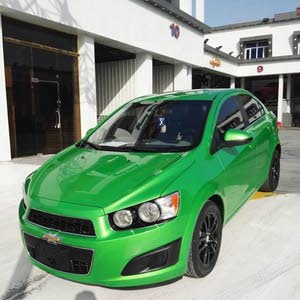 2015 Used Sonic with Automatic transmission is available for sale