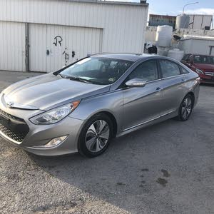 Silver Hyundai Sonata 2013 for sale