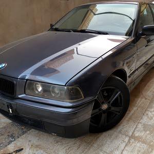 بأم دبليو أرنوب BMW 320I كيف واصله من ألمانيا