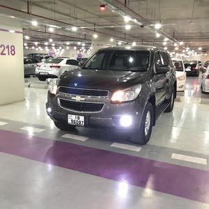 Used condition Chevrolet TrailBlazer 2013 with 60,000 - 69,999 km mileage
