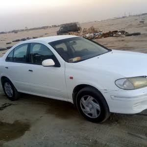 Available for sale! 0 km mileage Nissan Sunny 2001