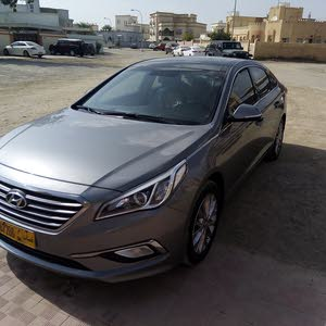 Grey Hyundai Sonata 2017 for sale