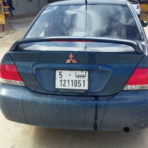Used Mitsubishi Lancer for sale in Tripoli