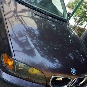 BMW for sale بحالة ممتازة جدا