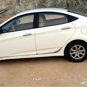 Hyundai Accent car for sale 2013 in Babylon city