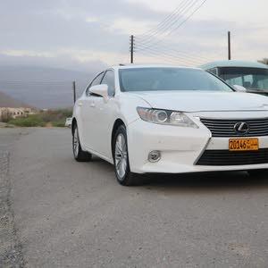 km mileage Lexus ES for sale