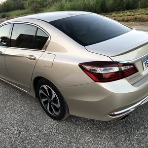 Automatic Honda 2017 for sale - Used - Muscat city