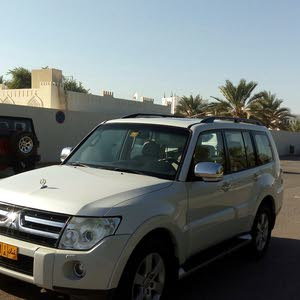 Mitsubishi pajeeo model.2008 is good condition for sale