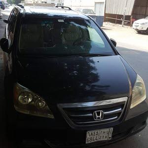 Automatic Black Honda 2006 for sale