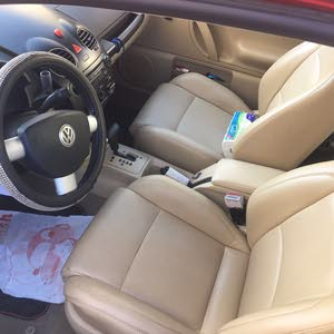 Automatic Red Volkswagen 2008 for sale