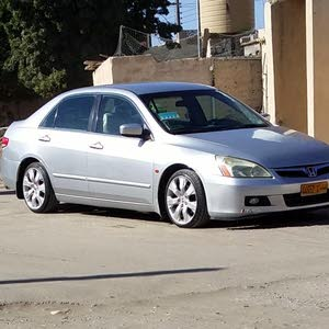 Silver Honda Accord 2003 for sale