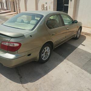 Gasoline Fuel/Power   Nissan Maxima 2000