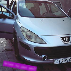 Peugeot 307 car for sale 2007 in Amman city