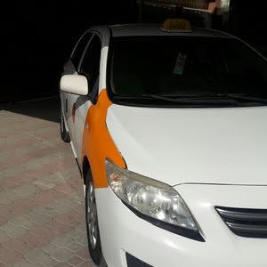 +200,000 km mileage Toyota Corolla for sale