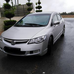 2008 New Civic with Automatic transmission is available for sale