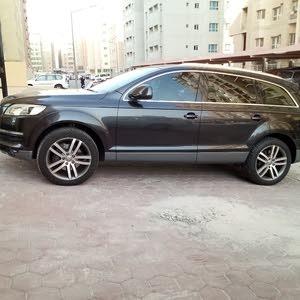Audi Q7 2008 For sale - Grey color