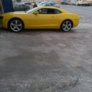 For sale 2010 Yellow Camaro