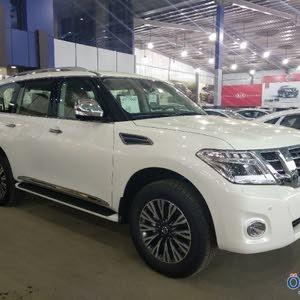 Nissan Patrol 2018 - Tripoli