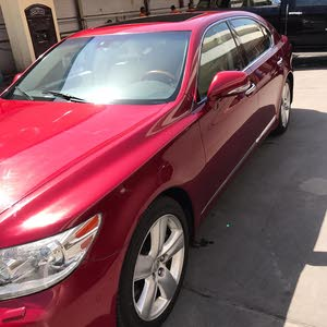Used condition Lexus LS 2011 with 0 km mileage
