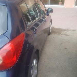 Automatic Blue Nissan 2011 for sale