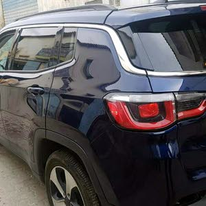 New condition Jeep Compass 2017 with 1 - 9,999 km mileage