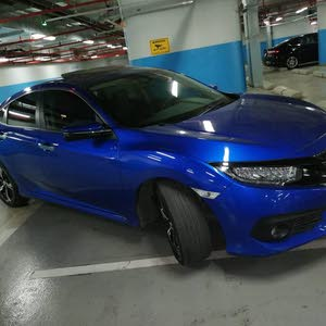 Honda Civic made in 2017 for sale