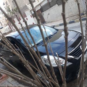 Automatic Black Nissan 2012 for sale