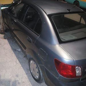 كيا ريو 2008 للبيع بسعر مغري 5000
