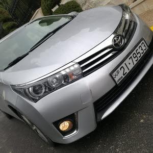 Toyota Corolla car for sale 2014 in Amman city