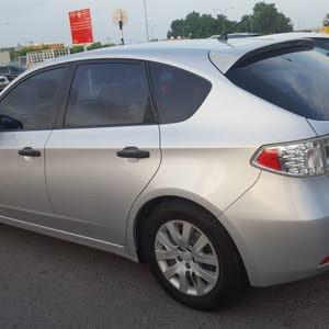 Available for sale! 0 km mileage Subaru Impreza 2008
