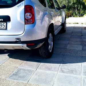 Grey Renault Duster 2012 for sale