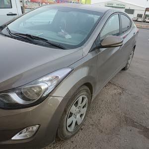 Hyundai Elantra 2014 For sale - Grey color