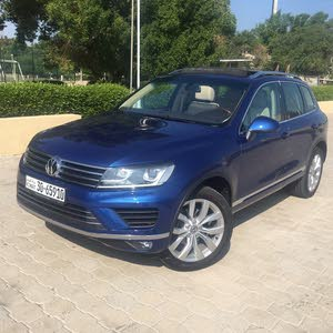 km Volkswagen Touareg 2015 for sale