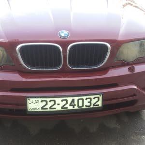 BMW X5 car for sale 2001 in Zarqa city