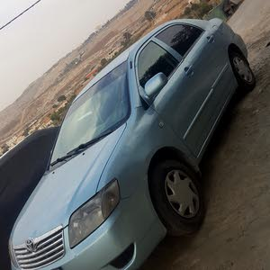 Toyota Corolla made in 2002 for sale