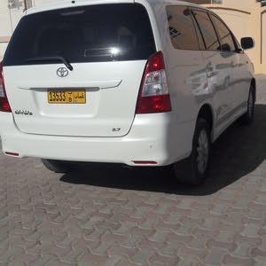 White Toyota Innova 2014 for sale