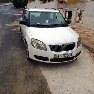 Gasoline Fuel/Power   Skoda Fabia 2009