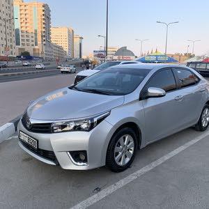 Toyota  Corolla  2015.   for sale.  GCC