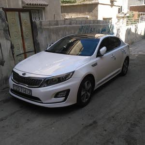For sale Kia Optima car in Amman