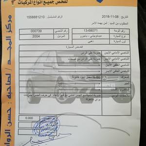 For sale Mitsubishi Pajero car in Al Karak