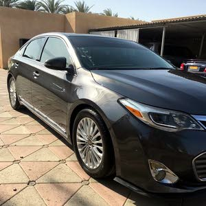 Grey Toyota Avalon 2014 for sale