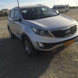 Automatic Kia 2013 for sale - Used - Sohar city