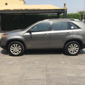 Kia Sorento car is available for sale, the car is in  condition