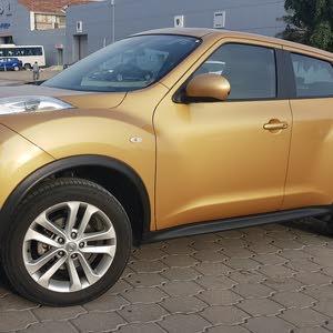 For sale 2014 Gold Juke