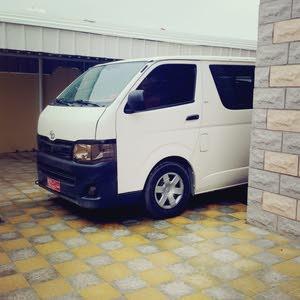 km mileage Toyota Hiace for sale